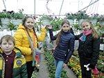 Весняна екскурсія п'ятикласників